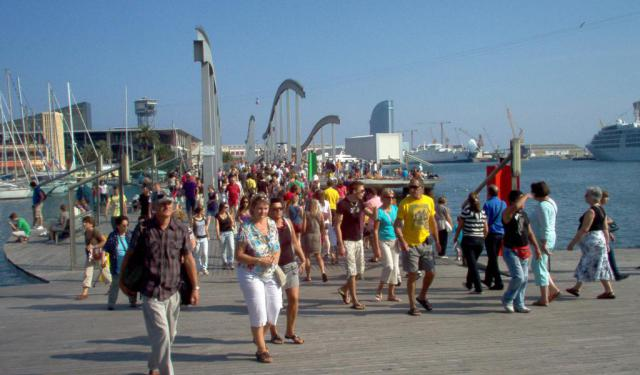 La Barceloneta Walking Tour