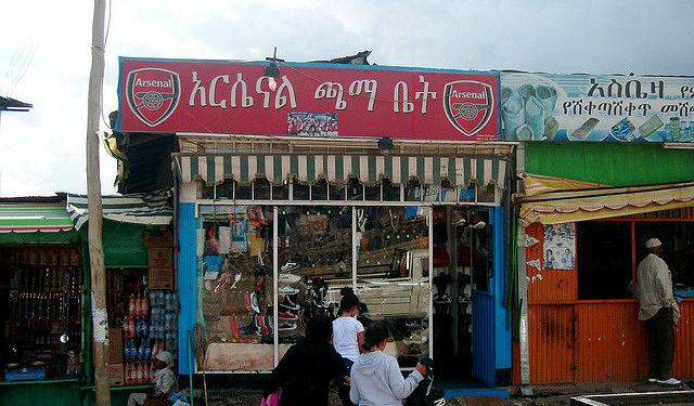 Shopping Areas and Shops Walking Tour in Addis Ababa