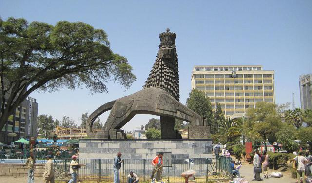 City Orientation Walk, Addis Ababa
