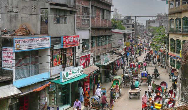 Dhaka Shopping Tour