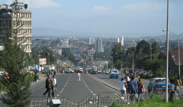 Everyday Life Walking Tour in Addis Ababa