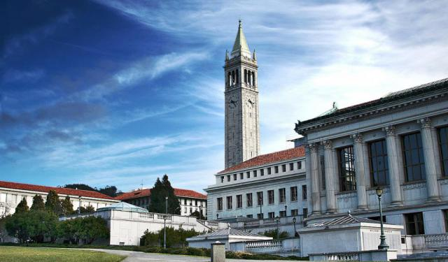 University of California Tour in Berkeley, Part 1, Berkeley