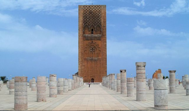 City Orientation Walk, Rabat