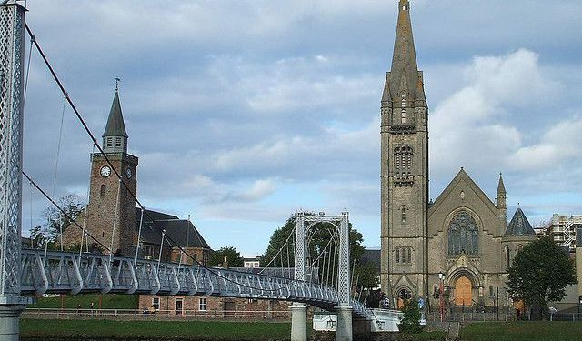 Historical Religious Buildings Tour, Inverness