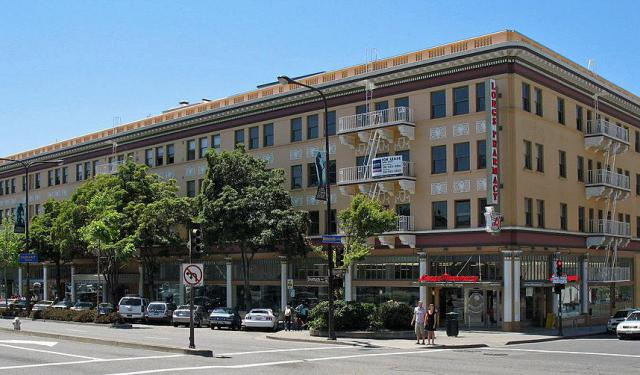 Berkeley's Historic Landmarks Walking Tour, Berkeley