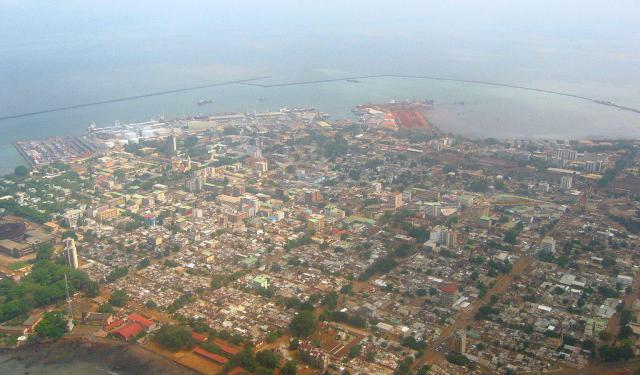 Conakry Introduction Walk, Conakry