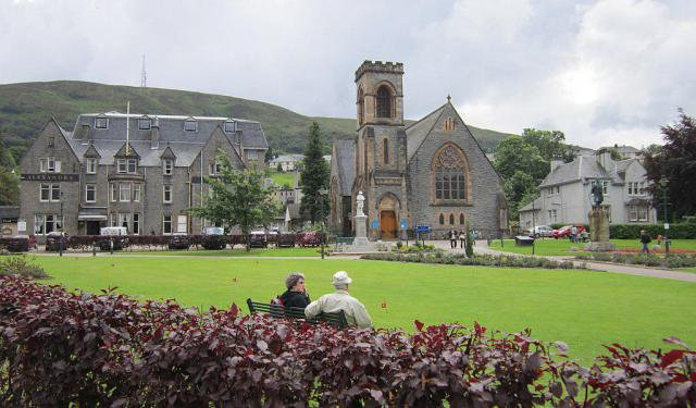Fort William Introduction Walking Tour, Fort William