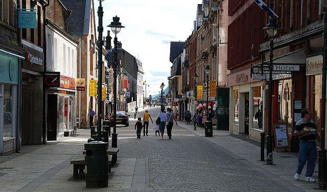 Fort William Shopping Tour