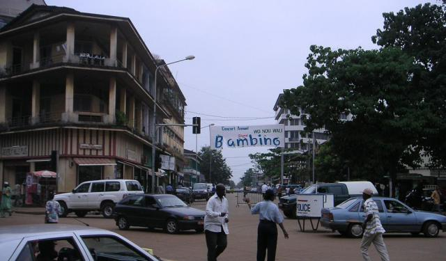 Conakry Ile Tombo Tour, Conakry