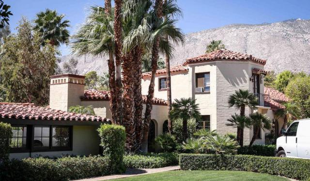 Modern and Famous Houses in Palm Springs Self Guided Tour, Palm ...
