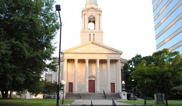 Places of Worship in Knoxville