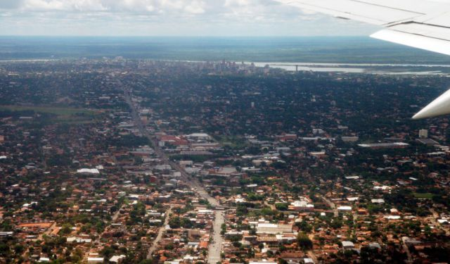 Tour of Asuncion's Northeast District, Asuncion