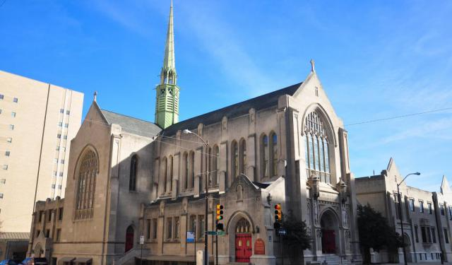 Tour of Tulsa's Religious Buildings