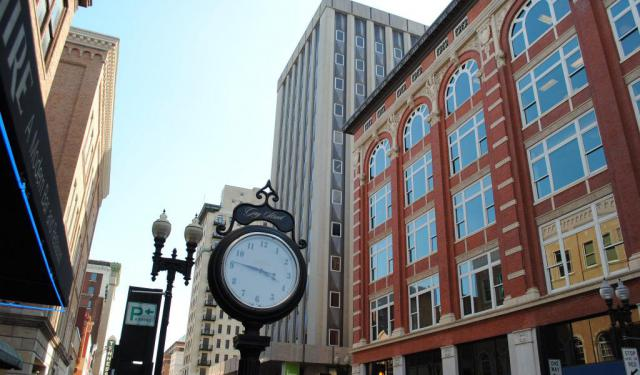 Knoxville's Historic Buildings