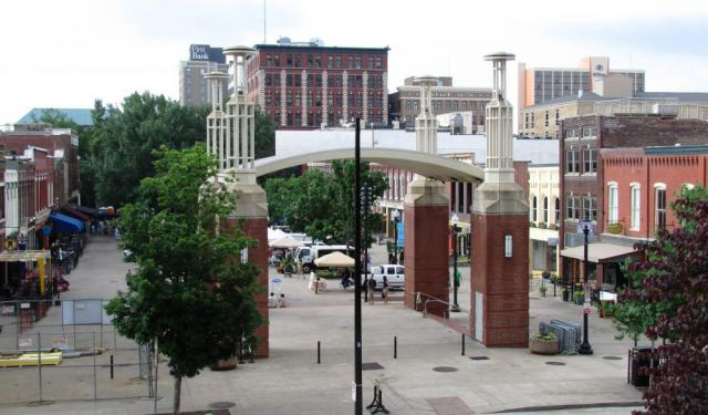 Downtown Knoxville Orientation Walk
