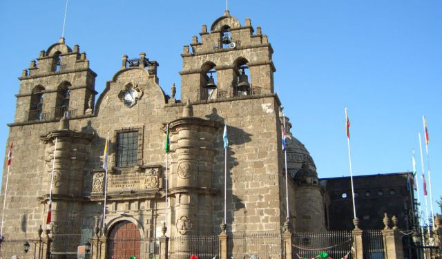 Historic Center Walk Guadalajara Mexico