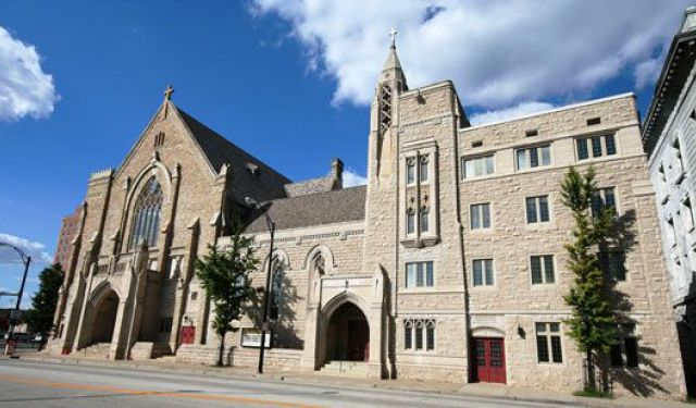 Religious Buildings Walk, Part 2, Youngstown