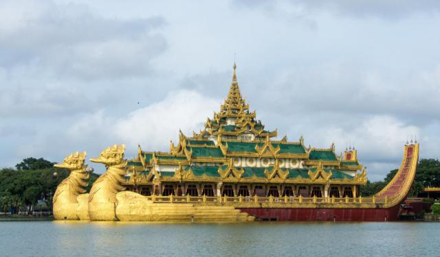 Western Yangon Walking Tour