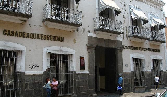 Museums in Puebla, Part II, Puebla