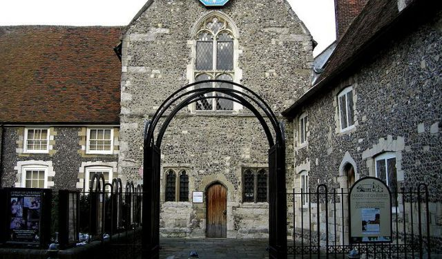 Canterbury's Museums and Art Galleries, Canterbury