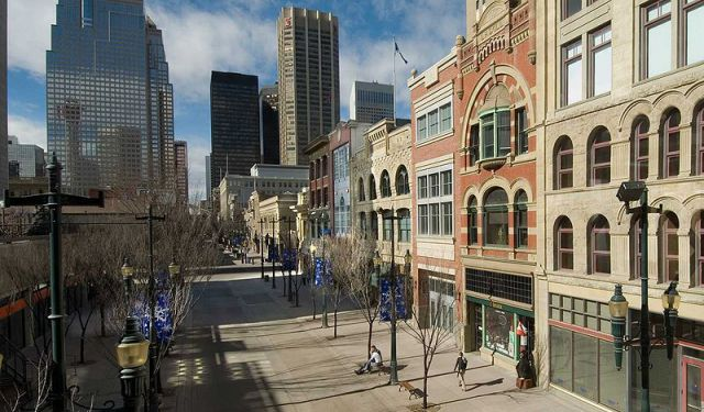 A Walk in Downtown Calgary, Part 3