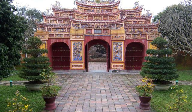 Imperial City Walking Tour In Hue Part Ii Self Guided Hue Vietnam