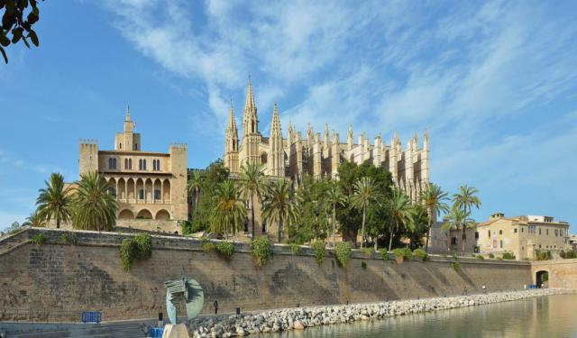 City Orientation Walk, Palma de Mallorca