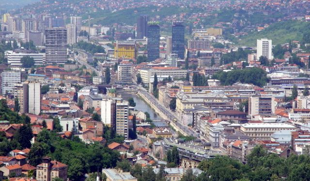 Sightseeing Tour in Sarajevo Part I