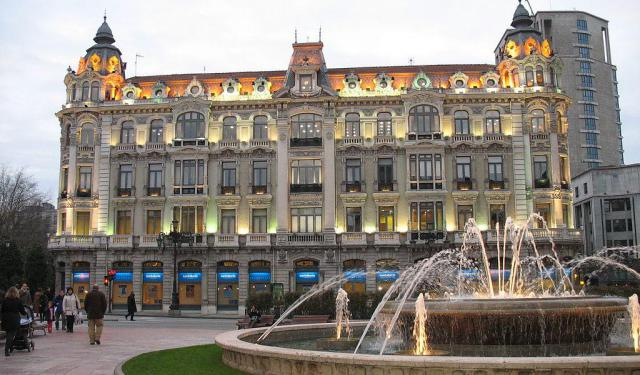 Oviedo Statues and Squares, Part 1, Oviedo