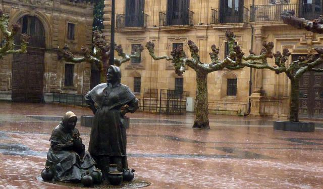 Oviedo Statues and Squares, Part 2, Oviedo
