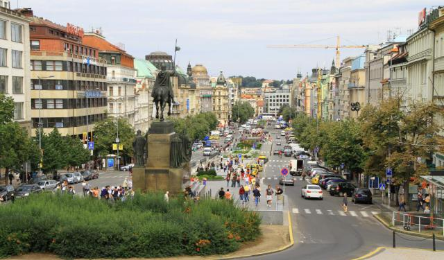 New Town Walking Tour, Prague
