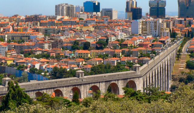 Amoreiras Walking Tour, Lisbon