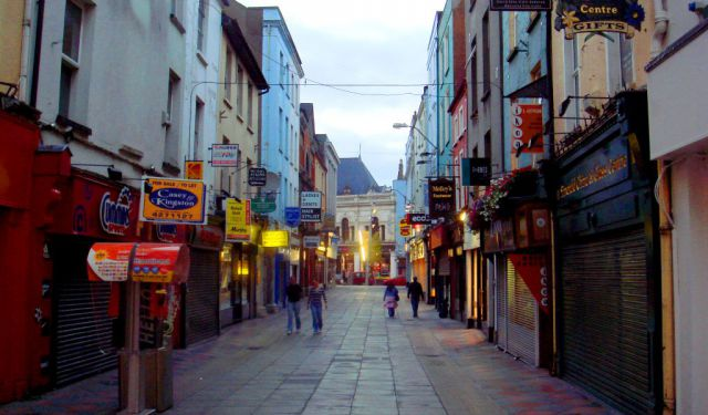 Cork Nightlife Tour, Cork