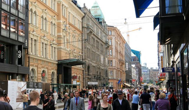 Finnish Souvenir Shopping Tour, Helsinki