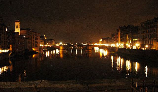 Historic Centre Nightlife, Florence