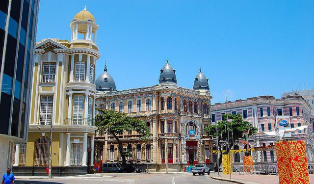 City Orientation Walk, Recife
