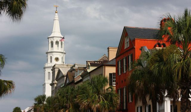Charleston Introduction Walk, Charleston