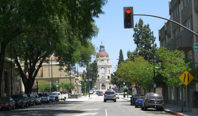 City Orientation Walk, Pasadena