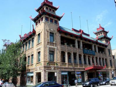 Pui Tak Building, Chicago