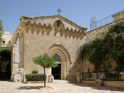 Church of the Condemnation / Flagellation, Jerusalem