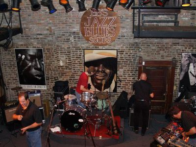 BB's Jazz, Blues and Soups, Saint Louis