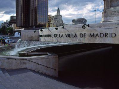centro cultural de la villa madrid