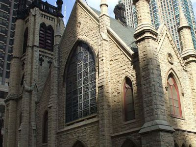 Saint James Cathedral, Chicago