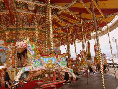Carousel, Brussels