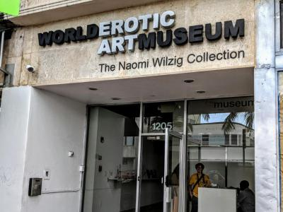 World Erotic Art Museum, Miami