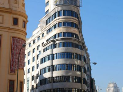 Carrion Edifice, Madrid