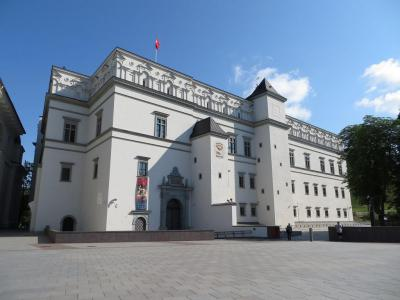 Royal Palace of Lithuania, Vilnius