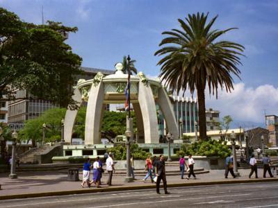 Walking Tour San Jose Costa Rica Google