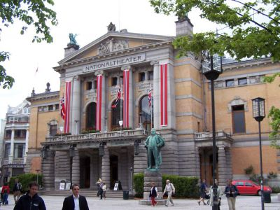 National Theater (Nationaltheatret), Oslo
