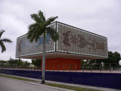Bacardi Cantilever Building